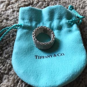 Tiffany & Co. Jewelry - T&Co. | Somerset Mesh Ring